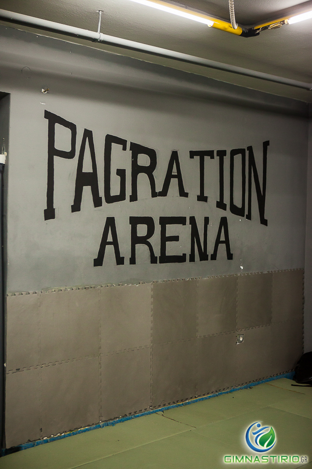 Pagration Arena